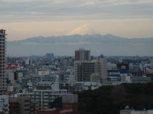 View from Shinagawa (Tokyo)