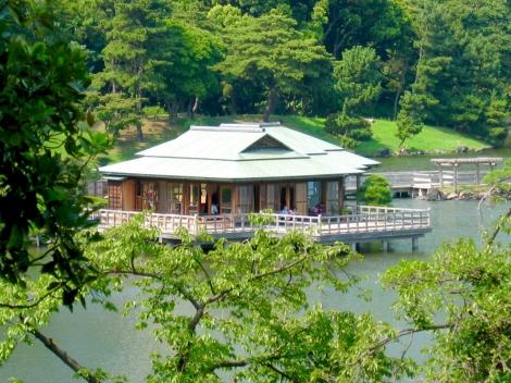 Nakajima teahouse